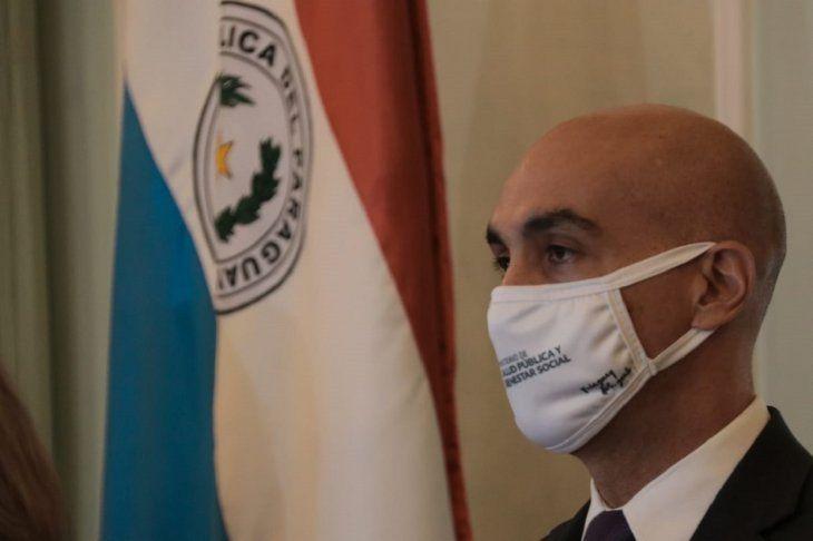 El Ministerio de Salud Pública realizó 21.542 pruebas hasta este miércoles.