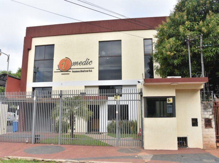 La Fiscalía dictó orden de detención para los directivos de Imedic SA.