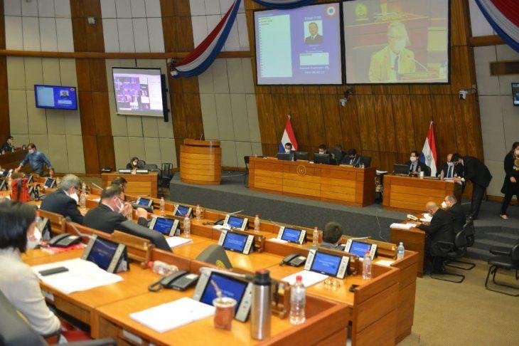 La Cámara de Diputados aprobó la cancelación de las facturas emitidas por la ANDE y la Essap por los meses de marzo