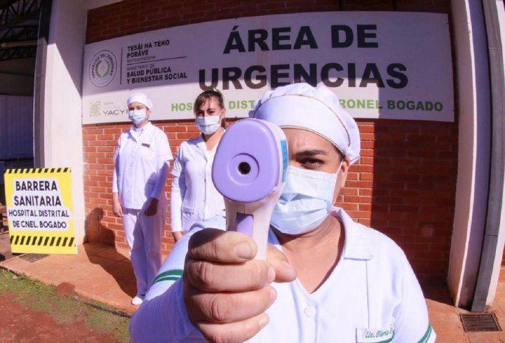 Paraguay ya supera los 1.000 casos de Covid-19 desde el inicio de la pandemia.