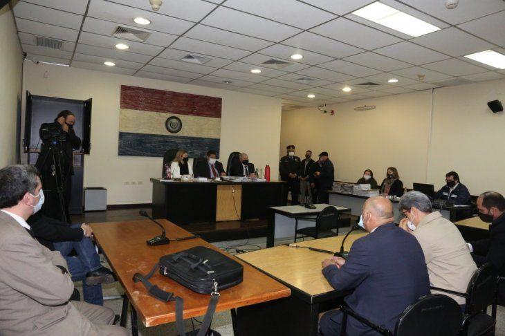 La Fiscalía había pedido cinco años para Camilo Soares.