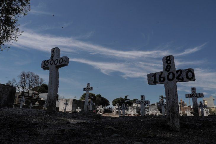 Brasil sobrepasó los 2 millones de casos confirmados de Covid-19 y muertos llegan a 76.688.
