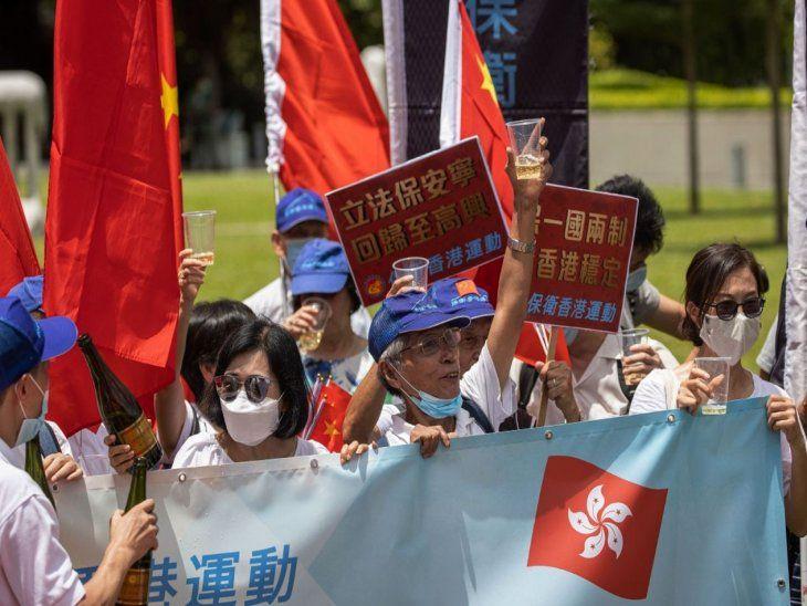 Primeras detenciones bajo la nueva ley de seguridad en Hong Kong