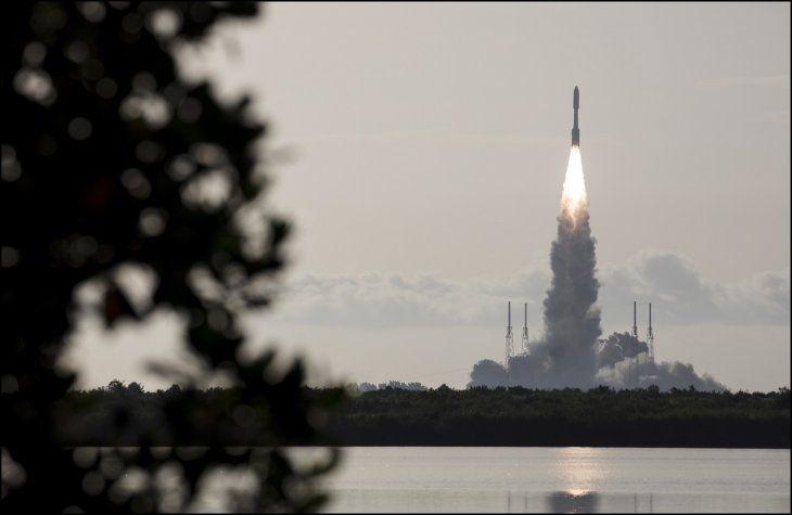 El nuevo rover de Marte es conocido como Perseverance.