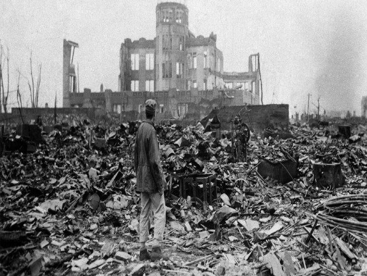 Hiroshima conmemora 75 aniversario de la primera bomba atómica