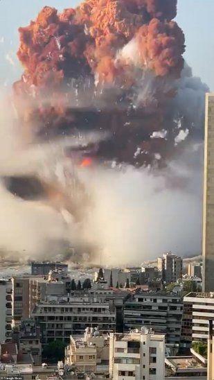 Paraguaya en Líbano relata la difícil situación tras explosión en ...