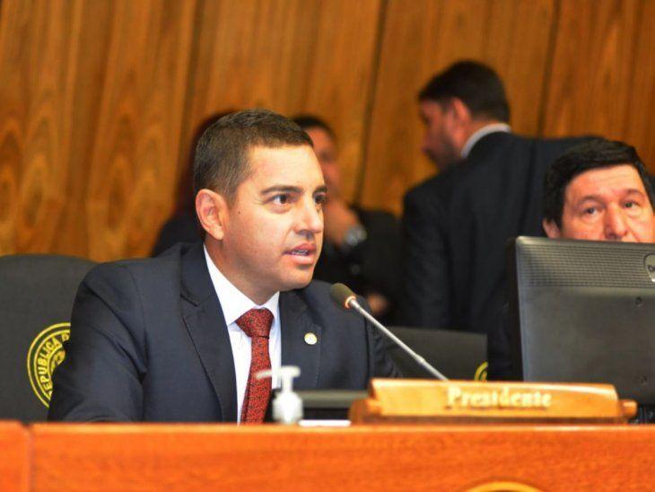 Medición de fuerzas. Pedro Alliana desacreditó a oposición y dijo que no apañan a nadie.