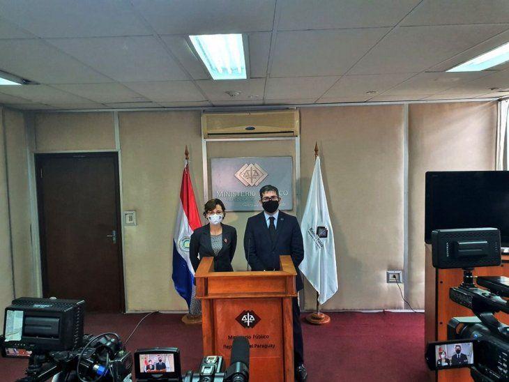 Recurso. Fiscalía presume que  Godoy buscar evitar que fiscal participe en audiencia