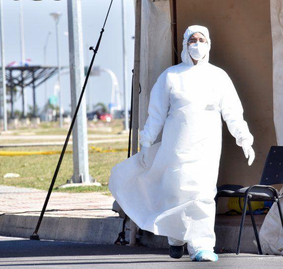 El Ministerio de Salud está preocupado por el alarmante repunte de contagios de Covid-19.