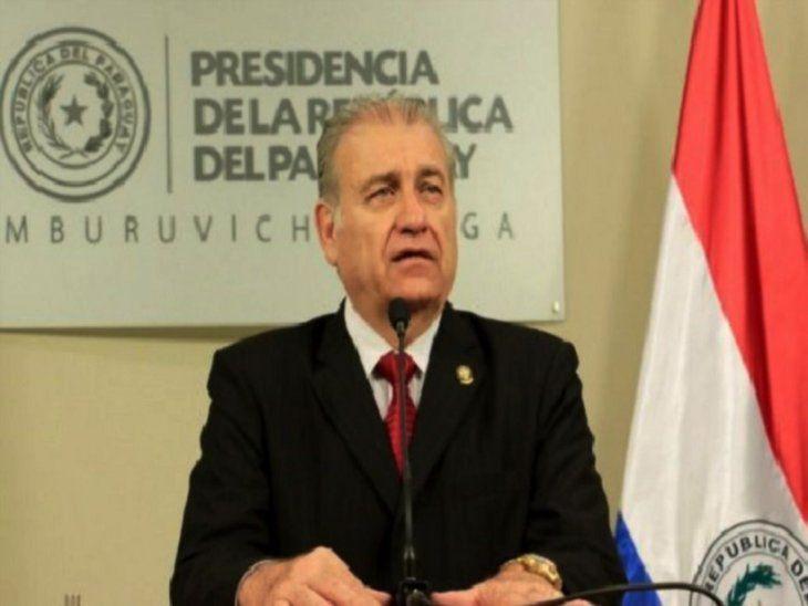 Imputado. Ramón González Daher enfrenta  proceso por usura y lavado de dinero.
