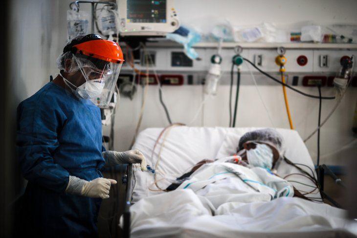 El Ministerio de Salud actualizó las cifras de infectados de coronavirus.