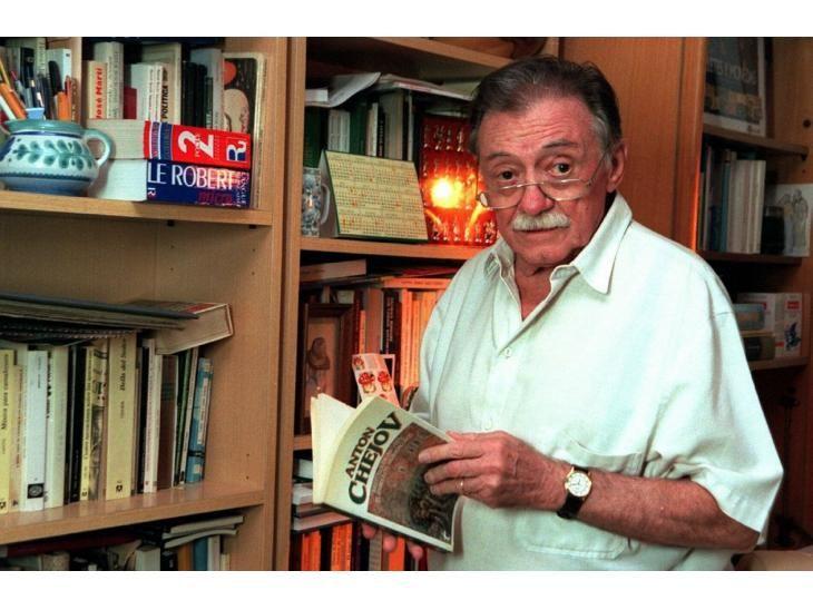 Se cumplen 100 años de su nacimiento — Mario Benedetti