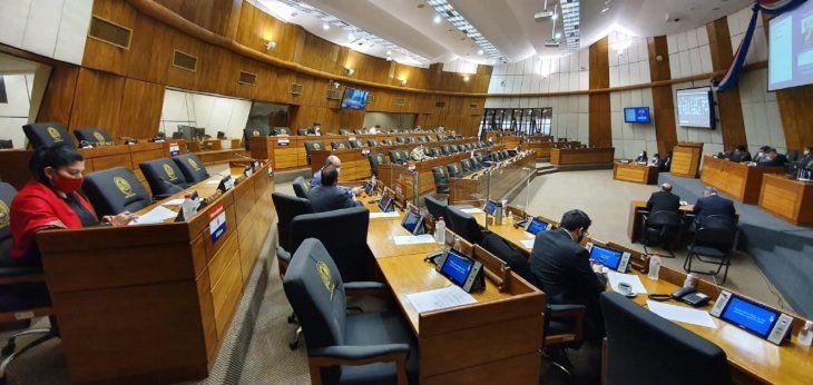 La sesión extraordinaria de Diputados fue convocada con el fin de analizar la situación en el Norte del país.