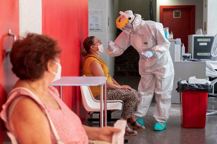 Los casos de coronavirus a nivel mundial ya son más de 34 millones.