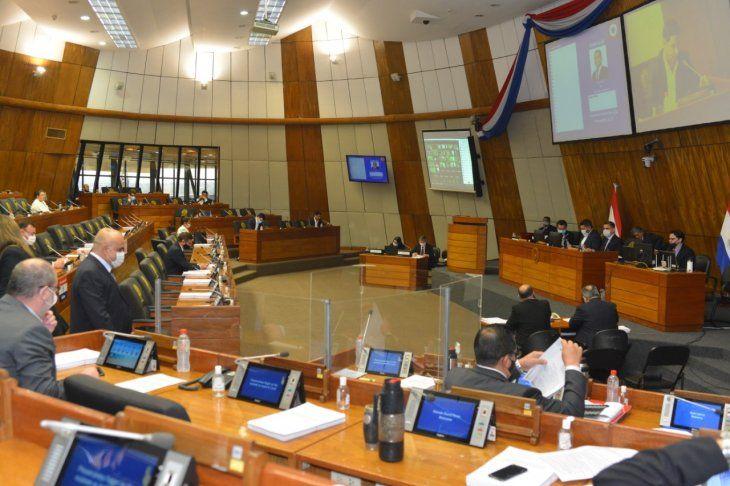 Los diputados se ratificaron en su versión inicial del proyecto sobre recortes de gastos innecesarios.
