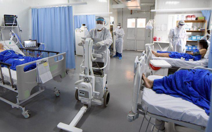 El Ministerio de Salud emitió su informe actualizado sobre los casos de Covid-19.
