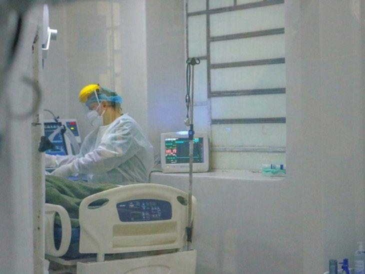 El Paraguay se encuentra en meseta de casos de Covid-19, según estimaciones del Ministerio de Salud.