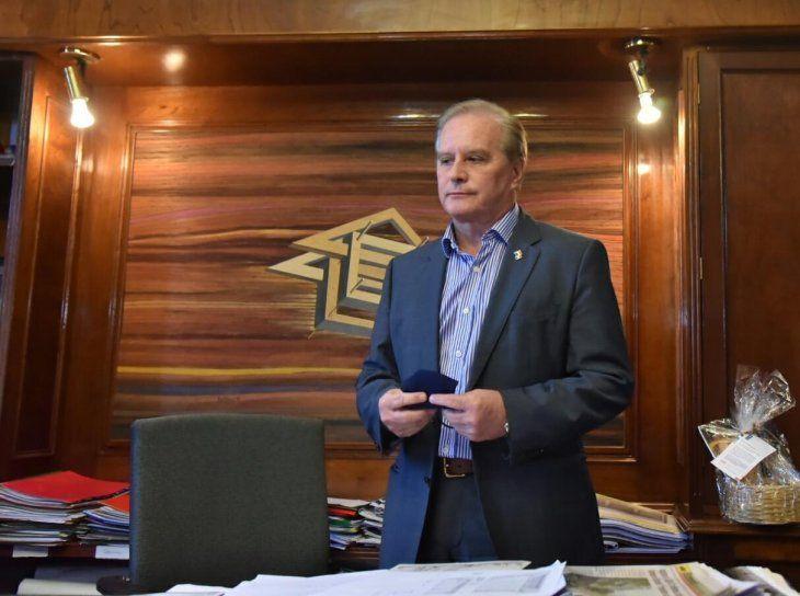 Dany Durand oficializó este jueves su dimisión al cargo dentro del Ministerio de Urbanismo