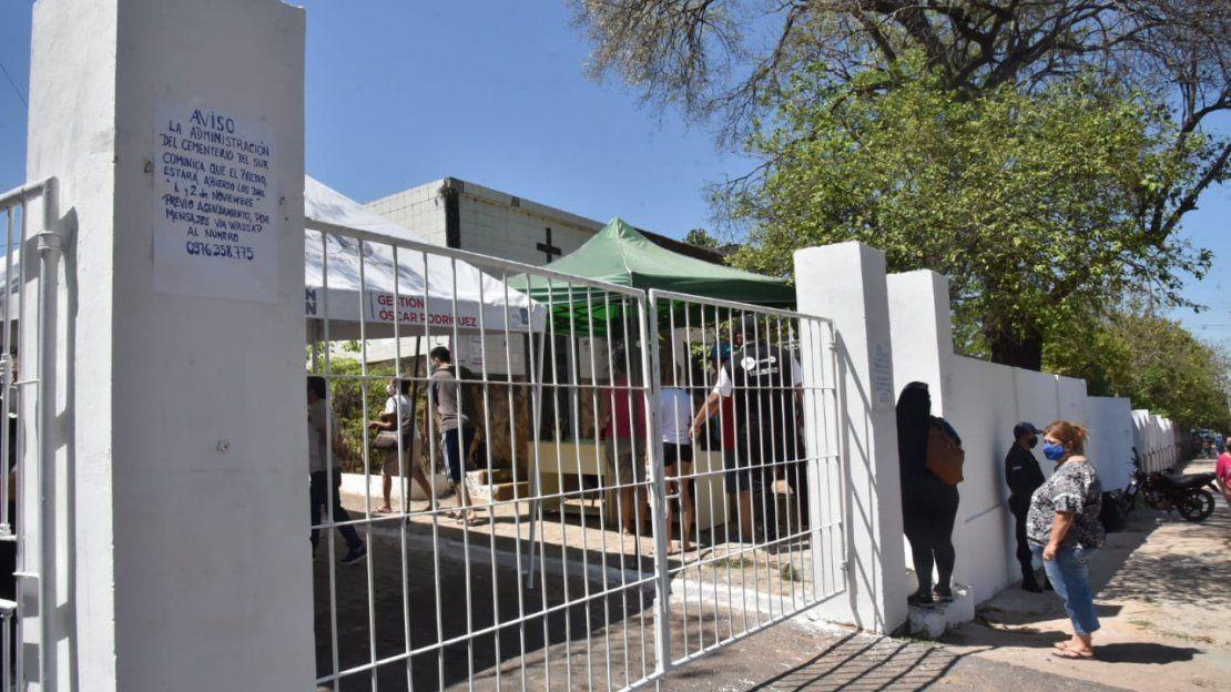 Día de los Difuntos: Se inicia visita a cementerios en modo Covid