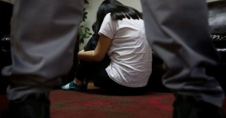 La víctima es una adolescente de 13 años