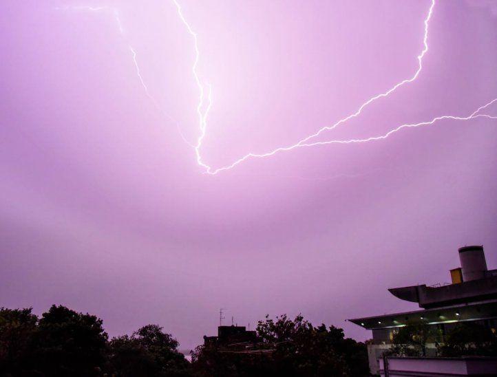 Meteorología emite alerta por probable tiempo significativo.