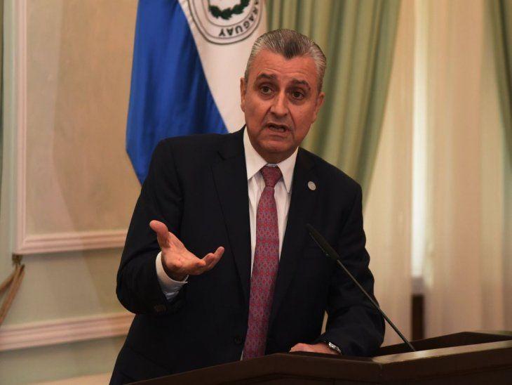 Juan Ernesto Villamayor.