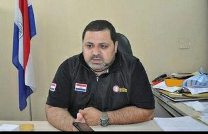 <p>El director del Centro de Rehabilitación Social de Itapúa (CERESO), abogado Víctor Servían.</p>