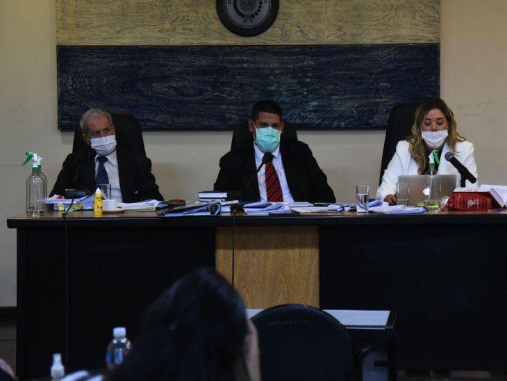 Fallo. El Tribunal de Sentencia dio ayer una pena mínima en el caso de los audios del JEM.