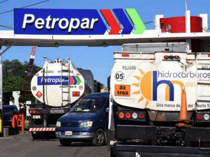 Sospecha. Llamativo es el intento de arreglo con Petropar.
