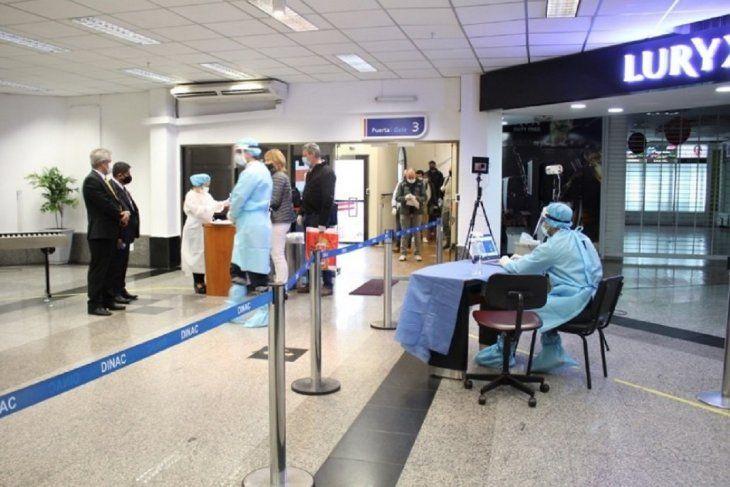 El Aeropuerto Internacional Silvio Pettirossi volvió a operar tras meses de cierre por la pandemia del Covid-19.