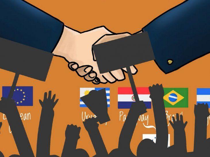 Video. Los productores europeos contrarios al pacto lanzaron un audiovisual de 6 minutos.