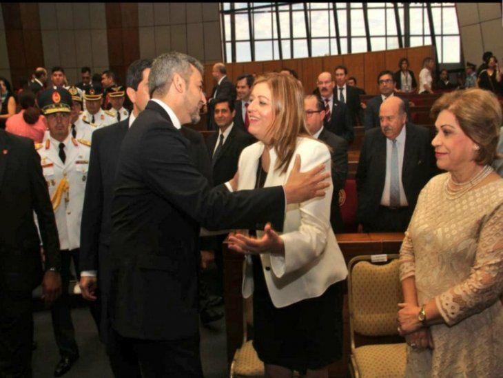 Ausente. La fiscala Sandra Quiñónez ya no hace declaraciones públicas hace casi un año.