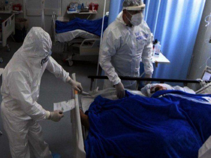 Paraguay está registrando el peor momento de la pandemia del Covid-19.