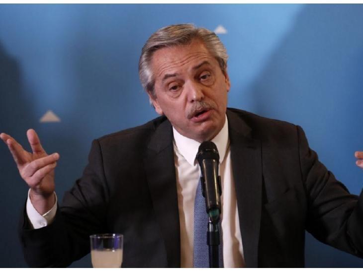 Endeudado. Alberto Fernández advierte que el país no tiene cómo pagar las deudas asumidas con el FMI.