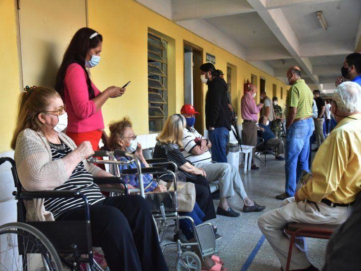 Mezclados. En Trinidad