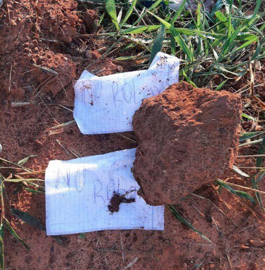 Los cuerpos fueron en encontrados en una compañía de Yby Yaú.