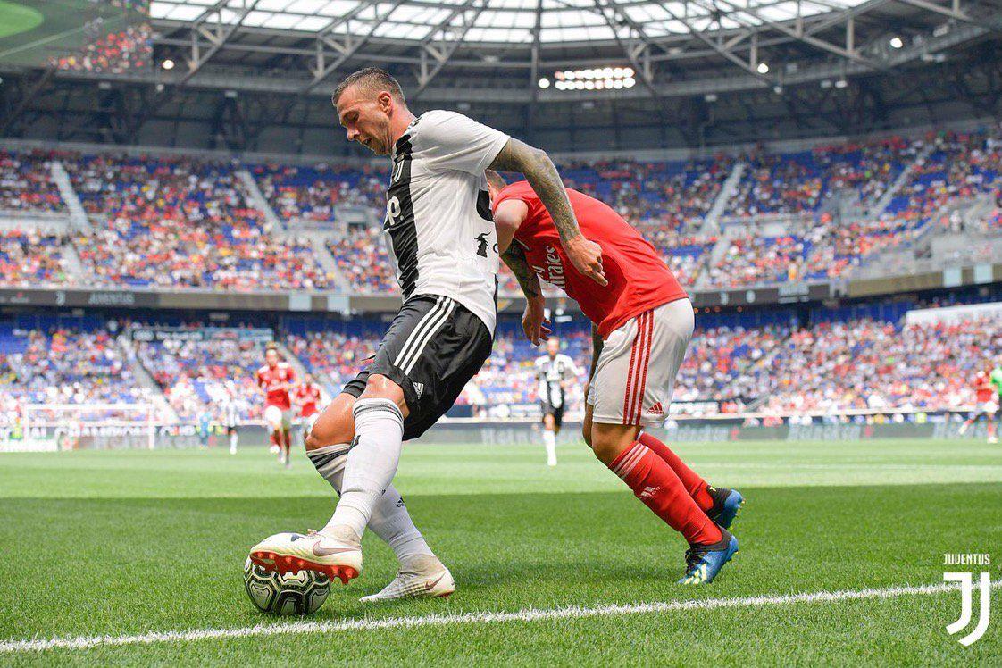 Juventus pudo con el Benfica en los penales. Foto: Gentileza