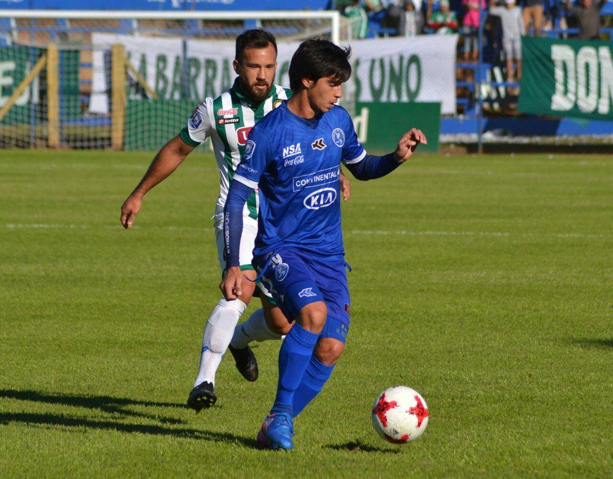 Marcos Duré jugará en el Danzarín. Foto: Prensa Sol de América