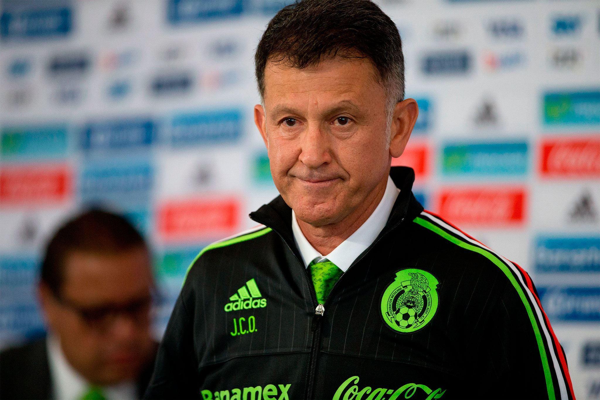 Osorio ya no es el técnico de México.