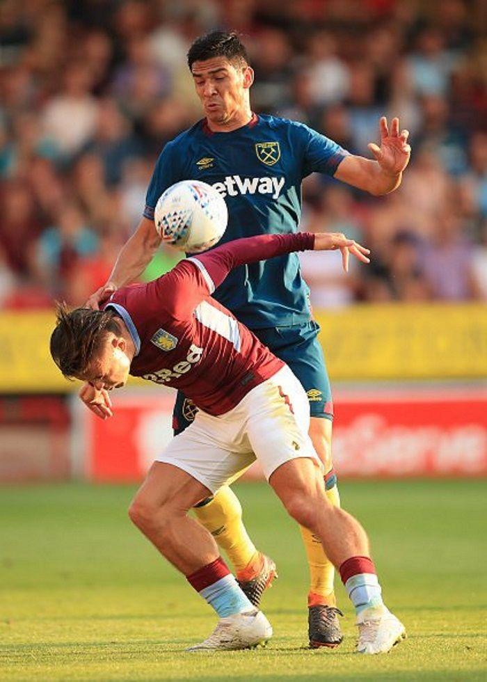 Fabián Balbuena debuta en la victoria del West Ham. Foto:www.whufc.com