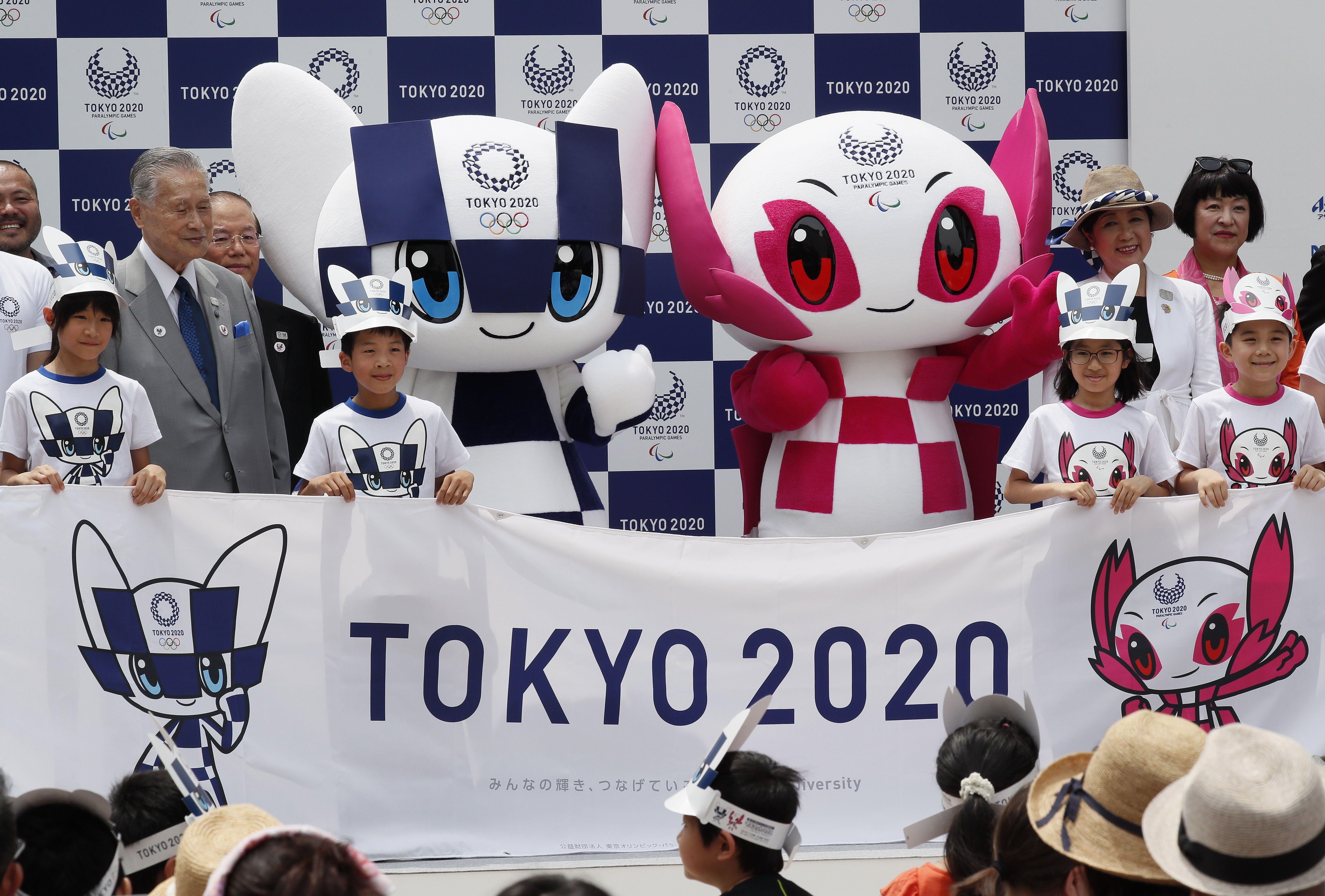 Tokio 2020 inicia la cuenta atrás a dos años exactos del comienzo de los JJOO.