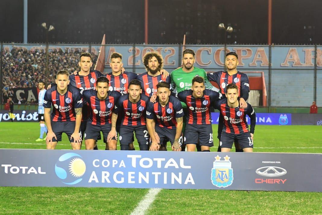 San Lorenzo de Almagro avanzó en la Copa Argentina. Foto: Prensa San Lorenzo