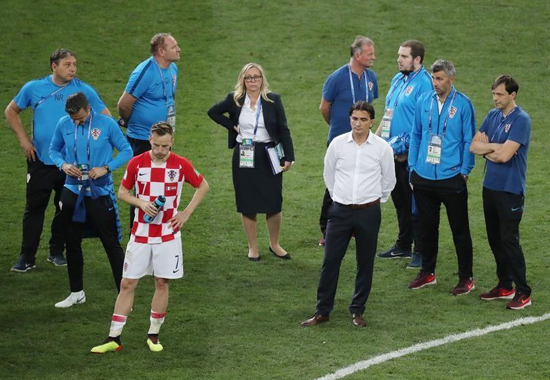Zlatko Dalic: En una final de un Mundial no es normal pitar un penalti así