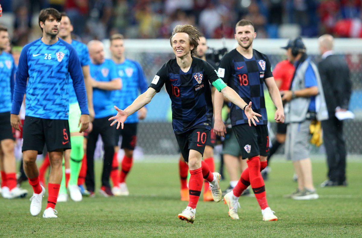 Los croatas buscarán dar un golpe histórico.
