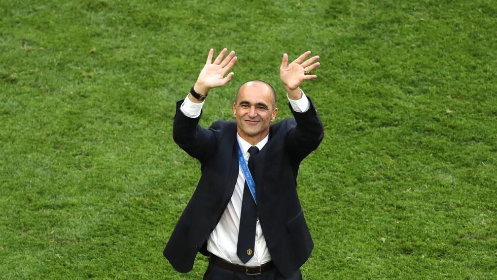 El español Roberto Martínez