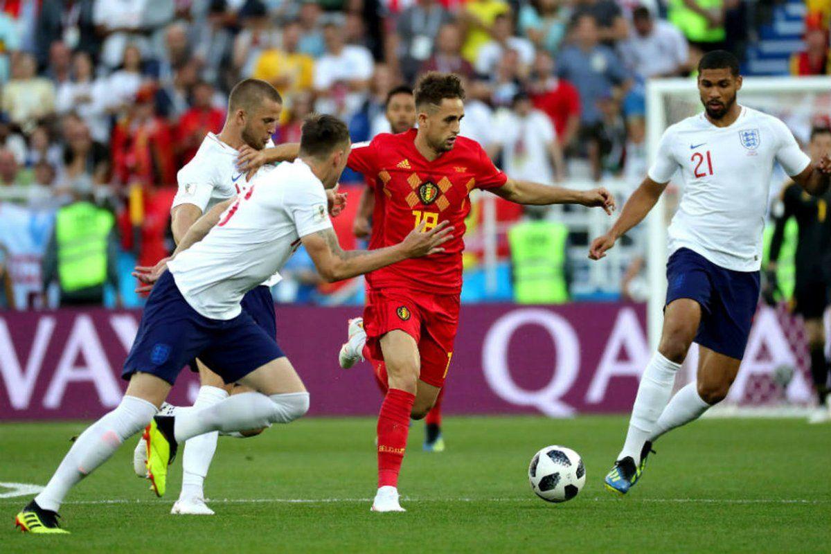 Bélgica e Inglaterra chocarán el sábado por el tercer puesto.