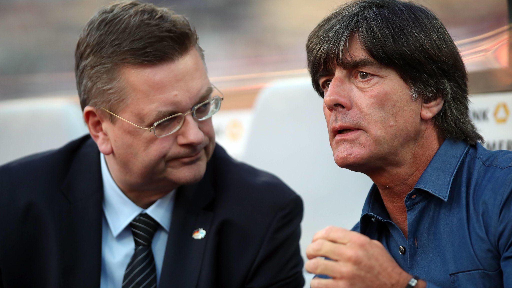 Löw fue confirmado este martes para seguir al frente de la Selección Germana. Foto: @DFB_Team_ES