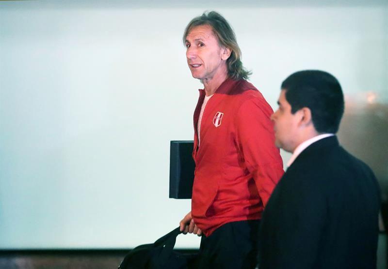 ¿Seguirá Gareca al frente de Perú? Foto: EFE