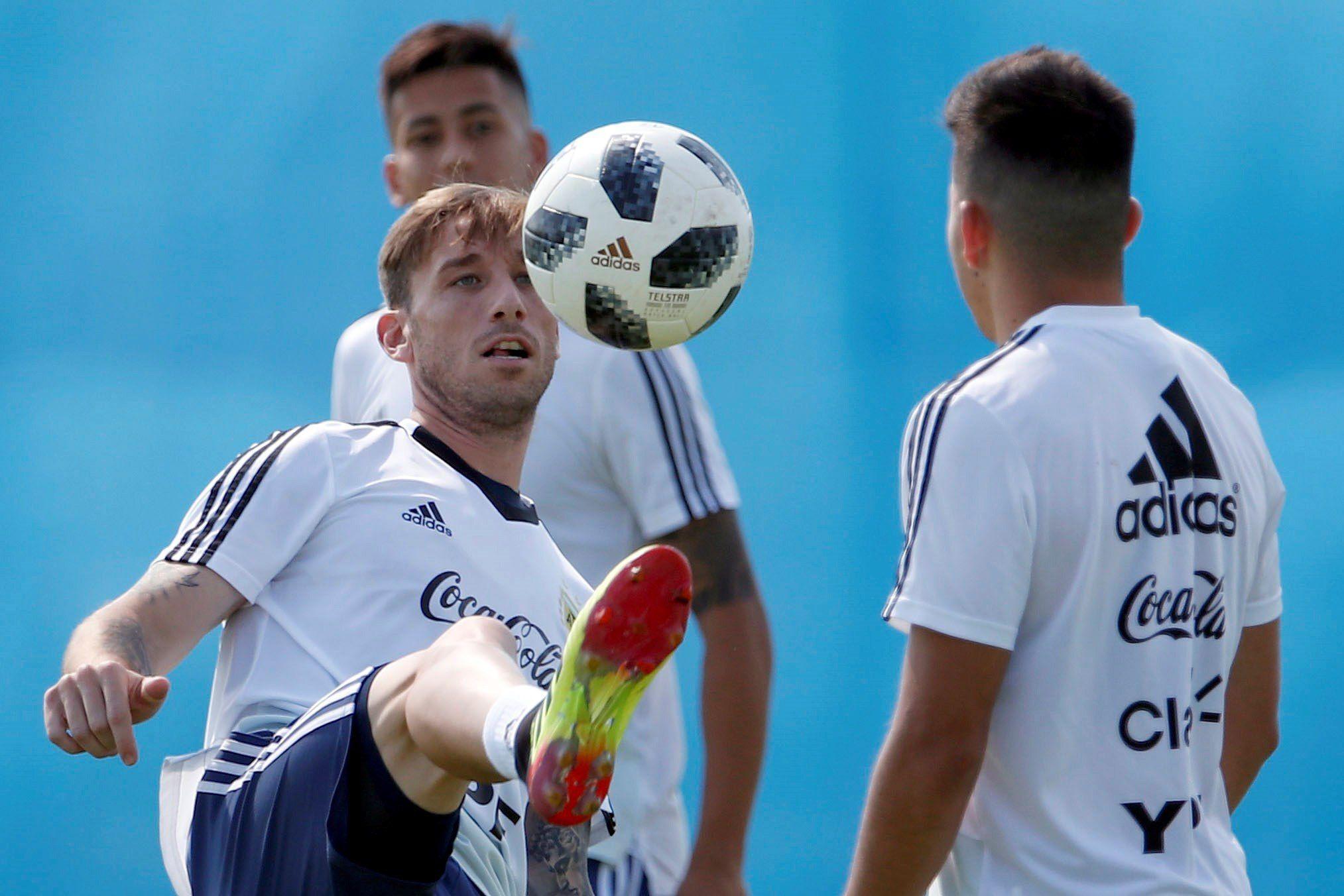 Biglia deja la selección argentina. Foto: EFE