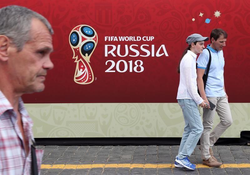 Terminó la fase de grupos del Mundial. Foto: EFE